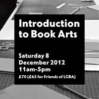 Introduction to Book Arts