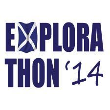 Explorathon - Glasgow  logo