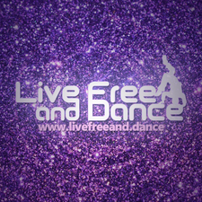 Live Free and Dance logo