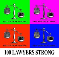 100 LAWYERS STRONG                         ONE-YEAR...