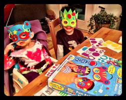 Make Fun Felt Masks, Tuesday October 21st - Lakeview