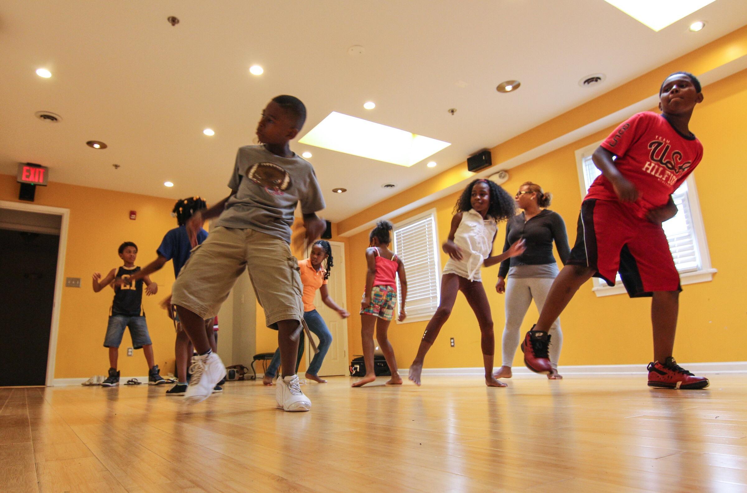 Dance As If UCARE: Community Dance Class