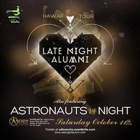 Late Night Alumni | Oct 11 - Kona