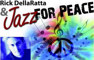 Rick DellaRatta and Jazz for Peace for ATCAC T-Shirts...
