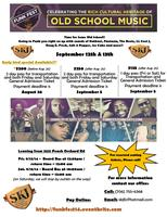 Funk Fest 2014 -Bus from Augusta to Charlotte...