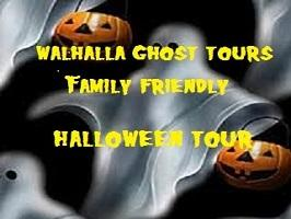 Children's Twilight Halloween Ghost Tour - Friday 31st...