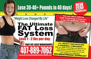 FREE Fat Loss Workshops