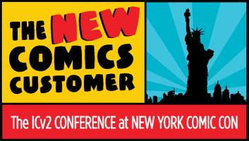 ICv2 Conference at NYCC 2014:  The New Comics Customer