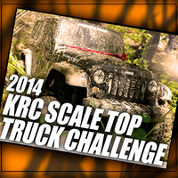 2014 KRC Scale Top Truck Challenge