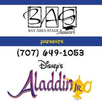 DISNEY'S ALADDIN JUNIOR!