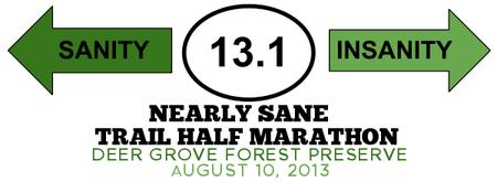 Nearly Sane Trail Half Marathon
