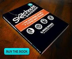The Sketchnote Handbook Launch Party