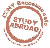 Fall 2014 Study Abroad Workshop