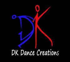 DK Dance Creations logo