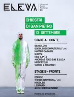 Eleva Festival Meeting Verde 13 Settembre @Chiostri di...
