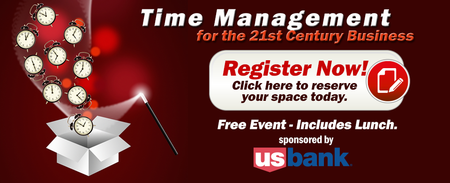 Time Management - for the 21st Century Business