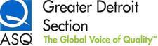 ASQ Greater Detroit Section logo