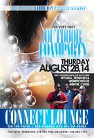 Outdoor Foam Party Thurs Aug. 28th @ 253 Auburn Ave