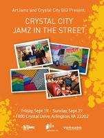 Crystal City Jamz in the Street