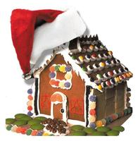 Holiday Gingerbread House Building Workshop (ALL DATES...