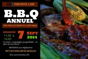 BBQ annuel - AEPC - 7 septembre 2014