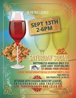 The Saturday Social- Brunch Party