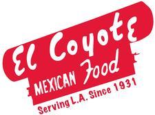 El Coyote Cafe www.elcoyotecafe.com 323-939-7766 or Rose@elcoyotecafe.com logo