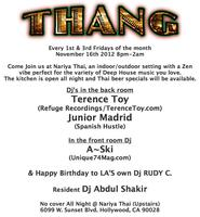 11.16.12 - thang w/ TERENCE TOY | JUNIOR MADRID |...