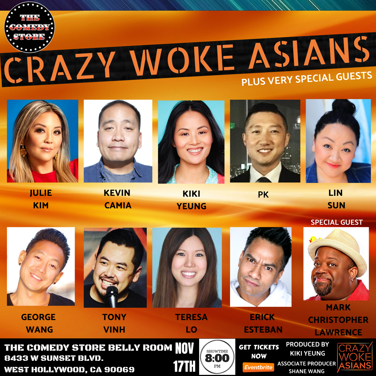 Crazy Woke Asians