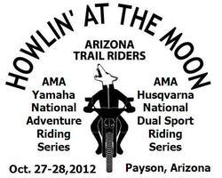 2012 Howlin at the Moon AMA National Dual Sport...