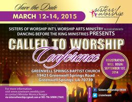 Called to Worship Conference - A New Mantle of...