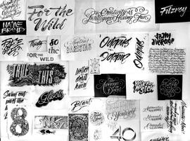 Hand-Lettering with Gemma O'Brien