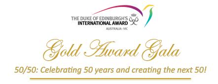 2014 Gold Award Gala