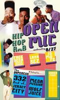 Wolf Juice Open Mic 8/27