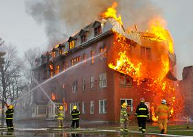 The Behaviour of Buildings During a Fire - Why the...