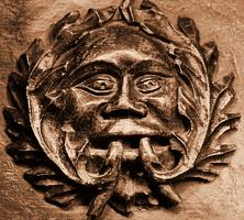 Misericords: the Medieval World Up-Side Down