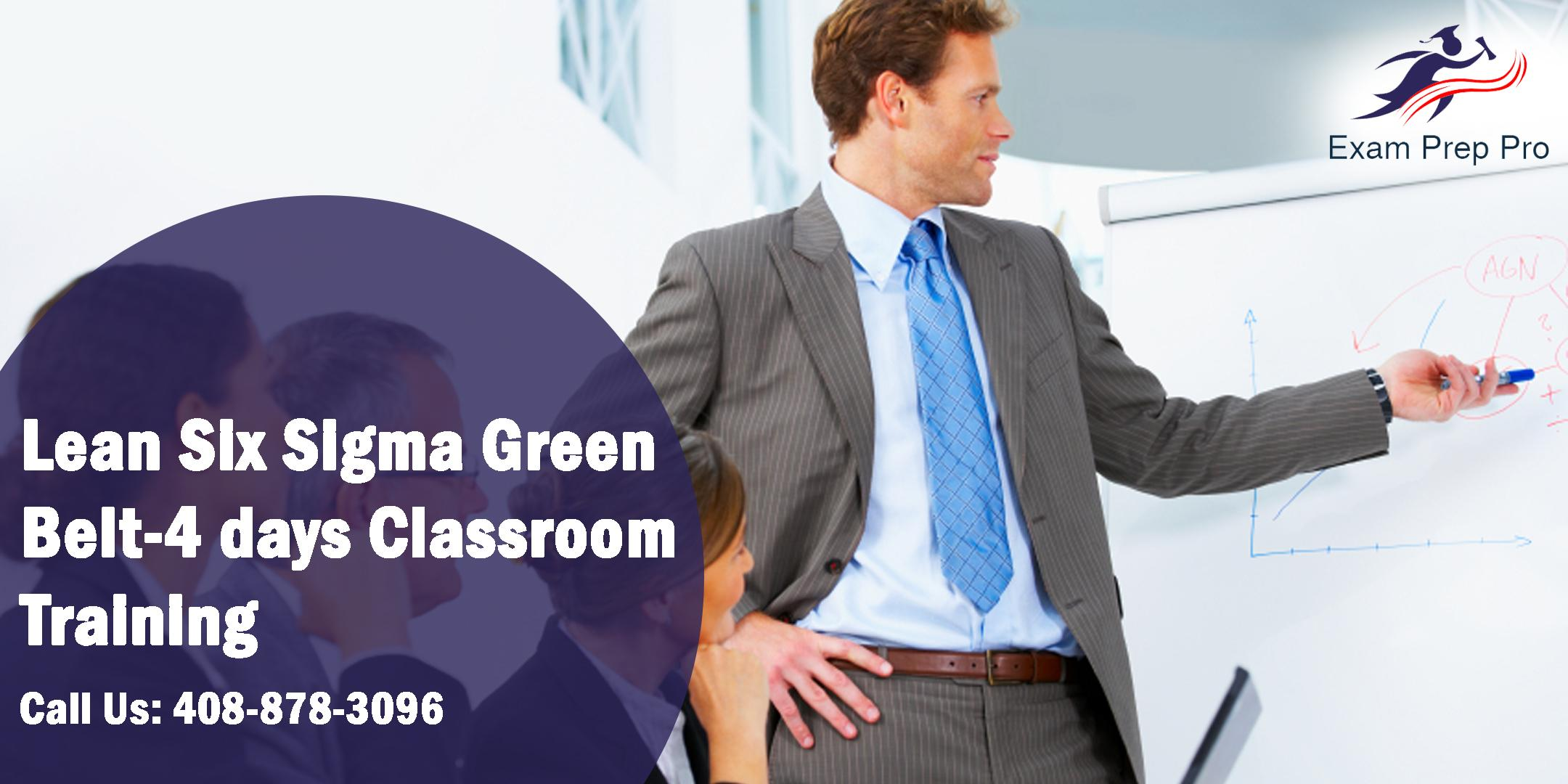 Lean Six Sigma Green Belt(LSSGB)- 4 days Classroom Training, Montreal, QC
