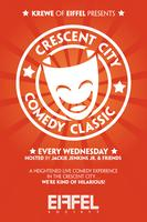 RSVP - CRESCENT CITY COMEDY CLASSIC WEDNESDAYS at EIFFEL...