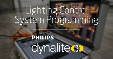 Lighting Control Programming w/ Philips Dynalite - AWE...