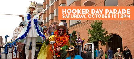 Hartford.com's Hooker Day Parade