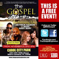 The Gospel Explosion