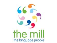 The Mill Language People logo