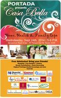 CASA BELLA - Home, Health & Family Expo.
