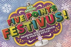 5th Annual Airing of Grievances Tour - Five Points Festivus