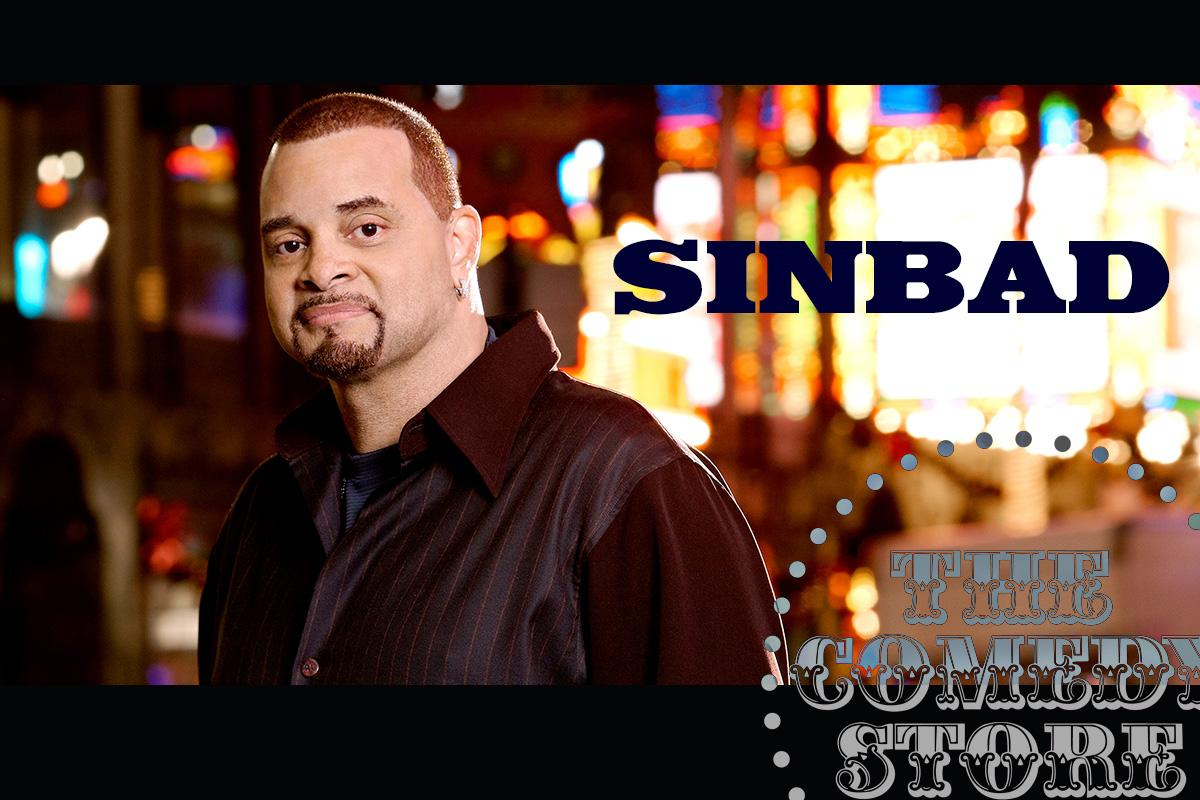 Sinbad - Saturday - 7:30pm