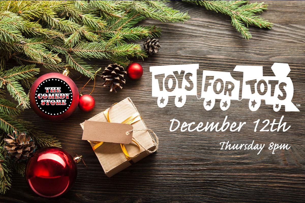Toys for Tots - Thursday - 8pm