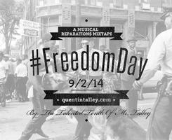 #FreedomDay Listening Party & Concert