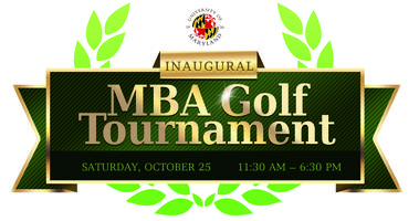 Inaugural MBA Golf Tournament