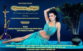 Great Escapes NYC: Moroccan Night RESCHEDULED