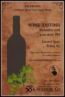 Wine Tasting - Sacramento